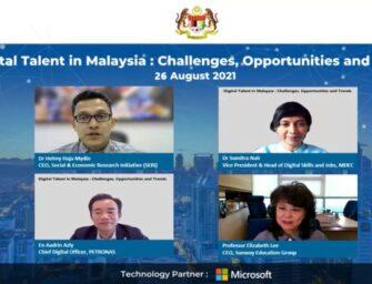 SERI & SCMO digital skills panel discussion